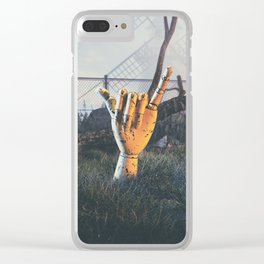 Shaka Clear iPhone Case