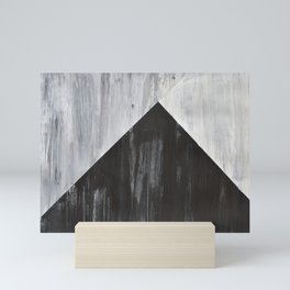 Black Mountain Mini Art Print