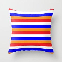 Go Dutch Throw Pillow