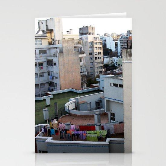 Urban Landscape 01 Stationery Cards
