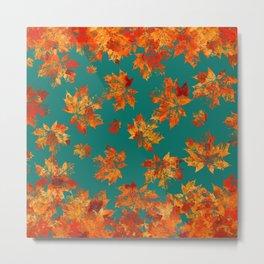 Autumn moods n.5 Metal Print