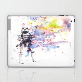 Storm Trooper from Star Wars Laptop & iPad Skin