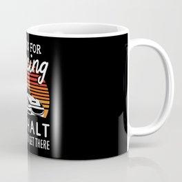 Retro Racing Car Auto Racing Off-road Vehicle Coffee Mug