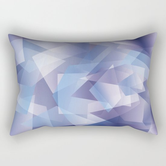 Abstract 212 Rectangular Pillow