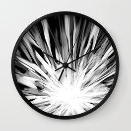 Perspective Blur - Reverse Wall Clock