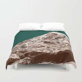Mountain 2 Duvet Cover