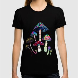 Garden of Shrooms T-shirt