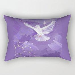 The Dove Rectangular Pillow
