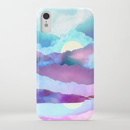 Opal Mountains iPhone Case