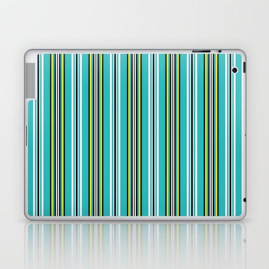 Pin Striped Suit Laptop & iPad Skin