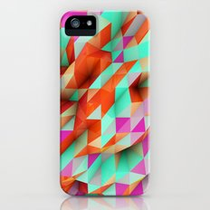 Polygons Sphere Abstract iPhone (5, 5s) Slim Case