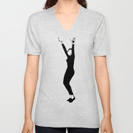 I rather feel like expressing myself! Unisex V-Neck