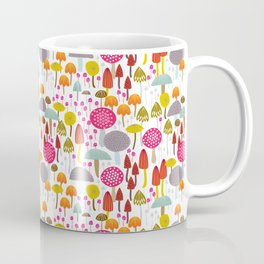 Toadstools and mushro Coffee Mug