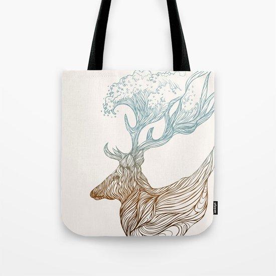 To The Ocean Tote Bag