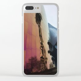 Experience Things From A New Perspective Clear iPhone Case