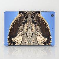 beaver iPad Cases featuring Mama Beaver by Kallie Pfeiffer
