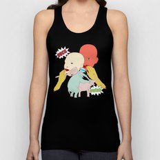 Ouch Unisex Tank Top