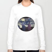 planet Long Sleeve T-shirts featuring Planet by Cs025