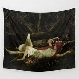 The Outcast Wall Tapestry