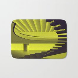 Upstairs - Brasilian Brutalism Bath Mat