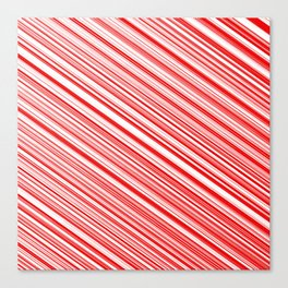 Peppermint Candy Canvas Print
