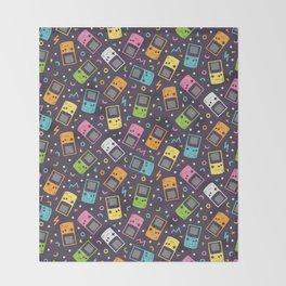 Game Boy Throw Blanket