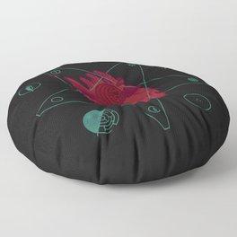 Ritual Floor Pillow