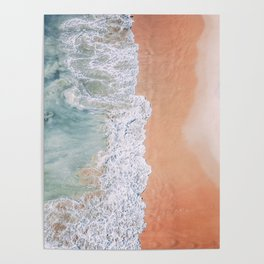 Sea Tide Poster