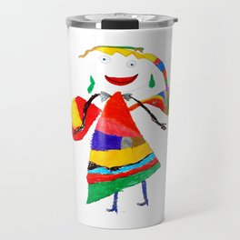 fly with me... Travel Mug
