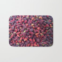 Berries in Paloquemao - Bayas en Paloquemao Bath Mat