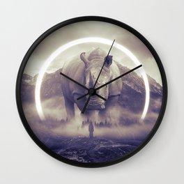 aegis II | rhino Wall Clock