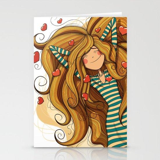 Amorousness Stationery Cards