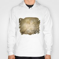 antique Hoodies featuring Antique Floral by DebS Digs Photo Art