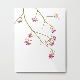 Redbud Branch Metal Print