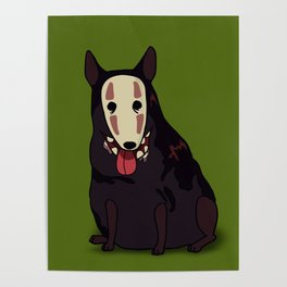 Ghost dog Poster