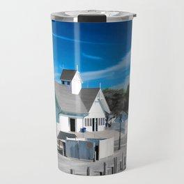 Hyannis Coastguard Travel Mug