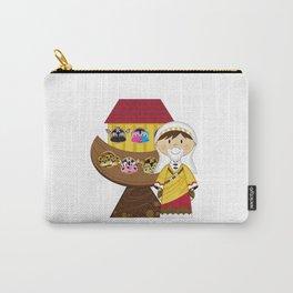 Cute Noah & The Ark Carry-All Pouch