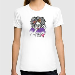 #STUKGIRL AVE T-shirt