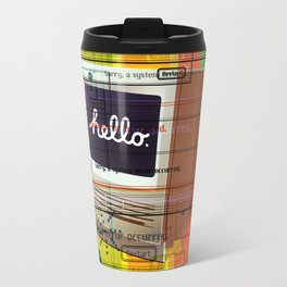 Hello Mac Travel Mug