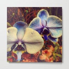 Les Fleurs 3 Metal Print