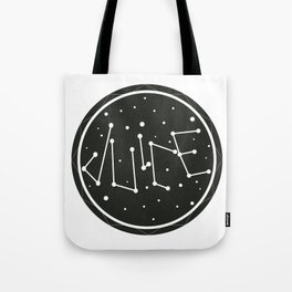 Juice Galaxy Tote Bag