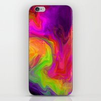 passion iPhone & iPod Skins featuring passion by Sylvia Cook Photography