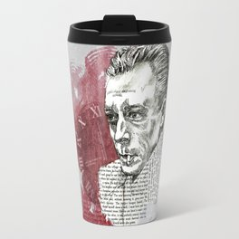 Camus - The Stranger Travel Mug