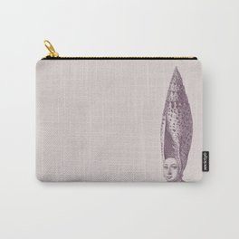 Haute Coiffure  /#4 Carry-All Pouch
