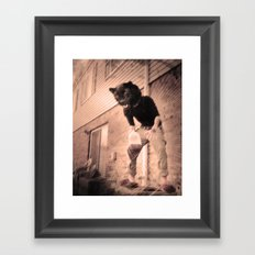 PCPanther  Framed Art Print