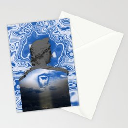 Beyond Ever Lies Never Stationery Cards