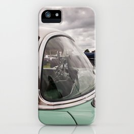 Vintage Car 3 iPhone Case