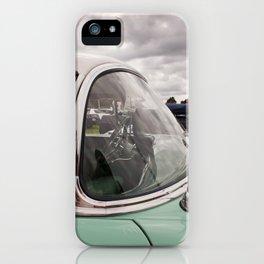 Vintage Car 3 iPhone Case