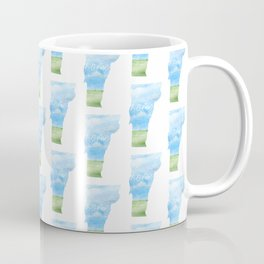 Vermont Home State Coffee Mug