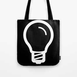 The Thinker's Right - Basic Logo Tote Bag